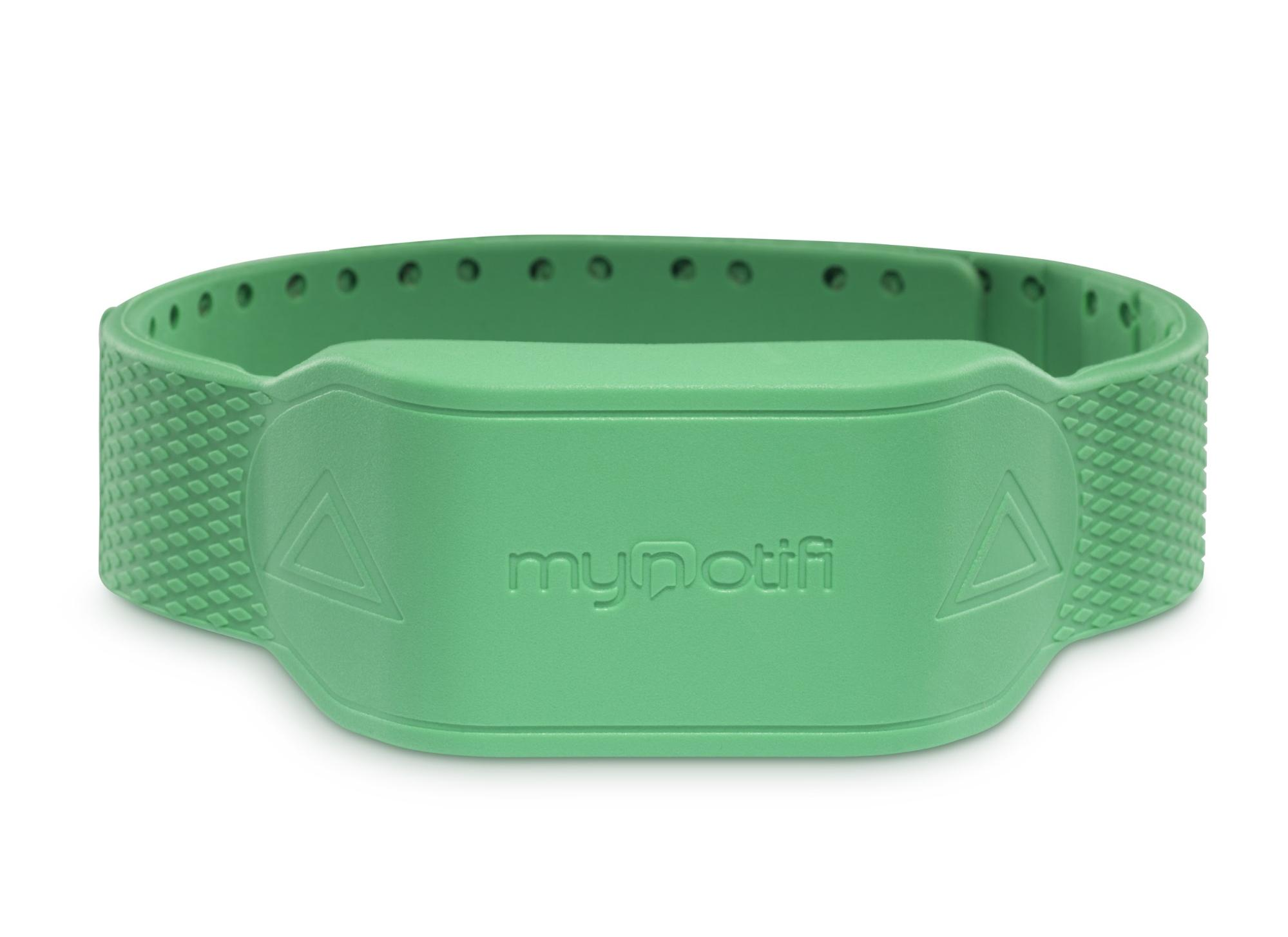 MyNotifi and NSCA work together to help seniors - MyNotifi wristband