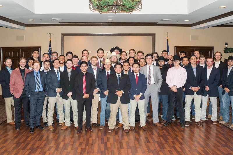 Kappa Sigma Fraternity at Angelo State University